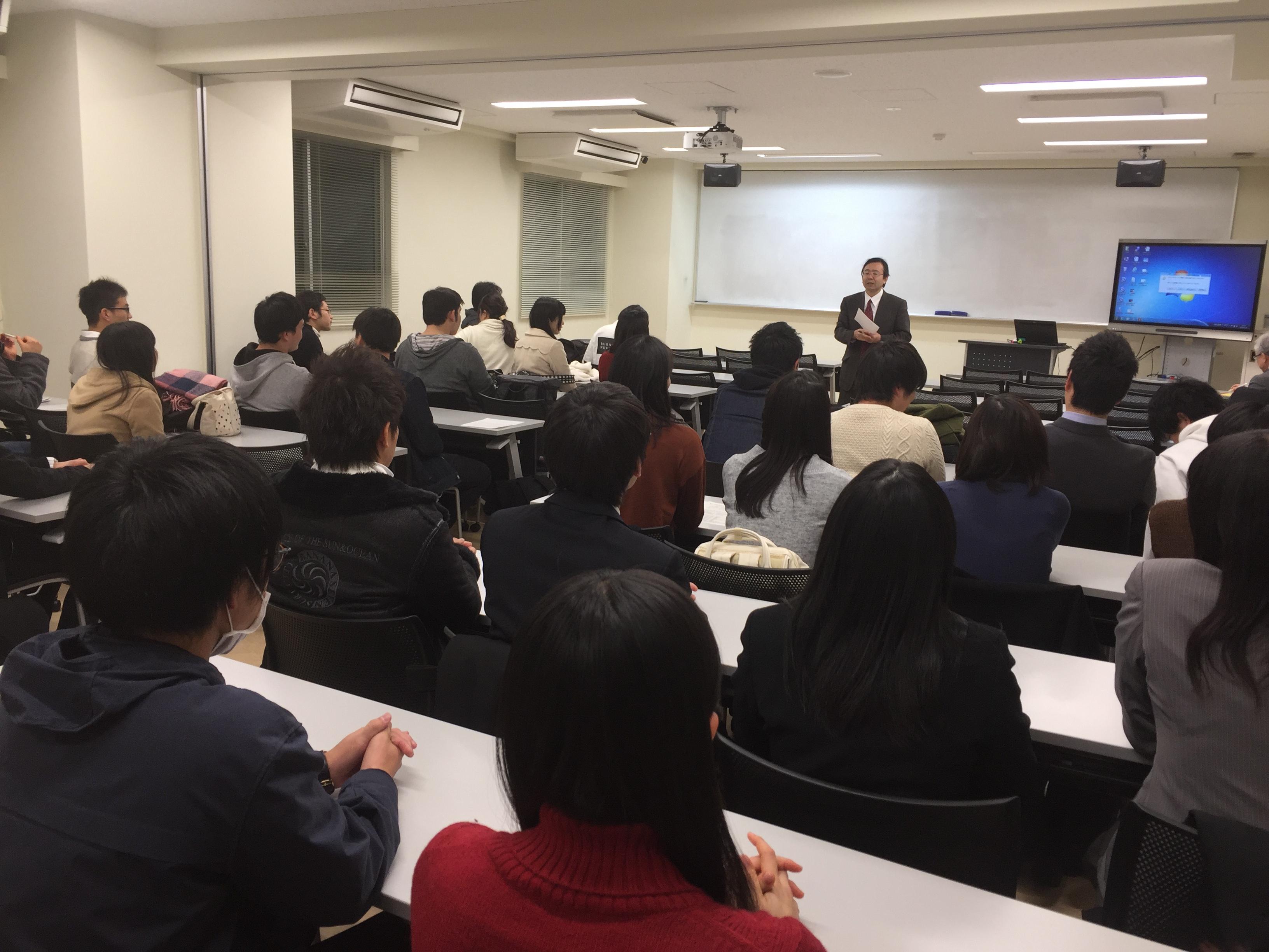 教員を志す学生交流会③